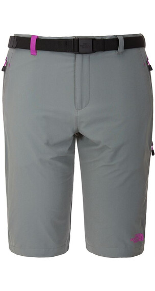 The North Face W's Roca Short Sedona Sage Grey